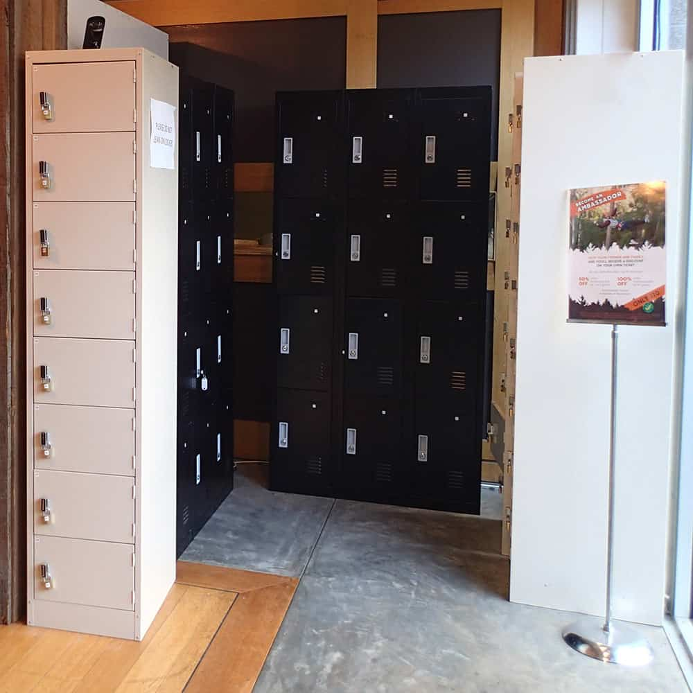 Hollybank Lockers