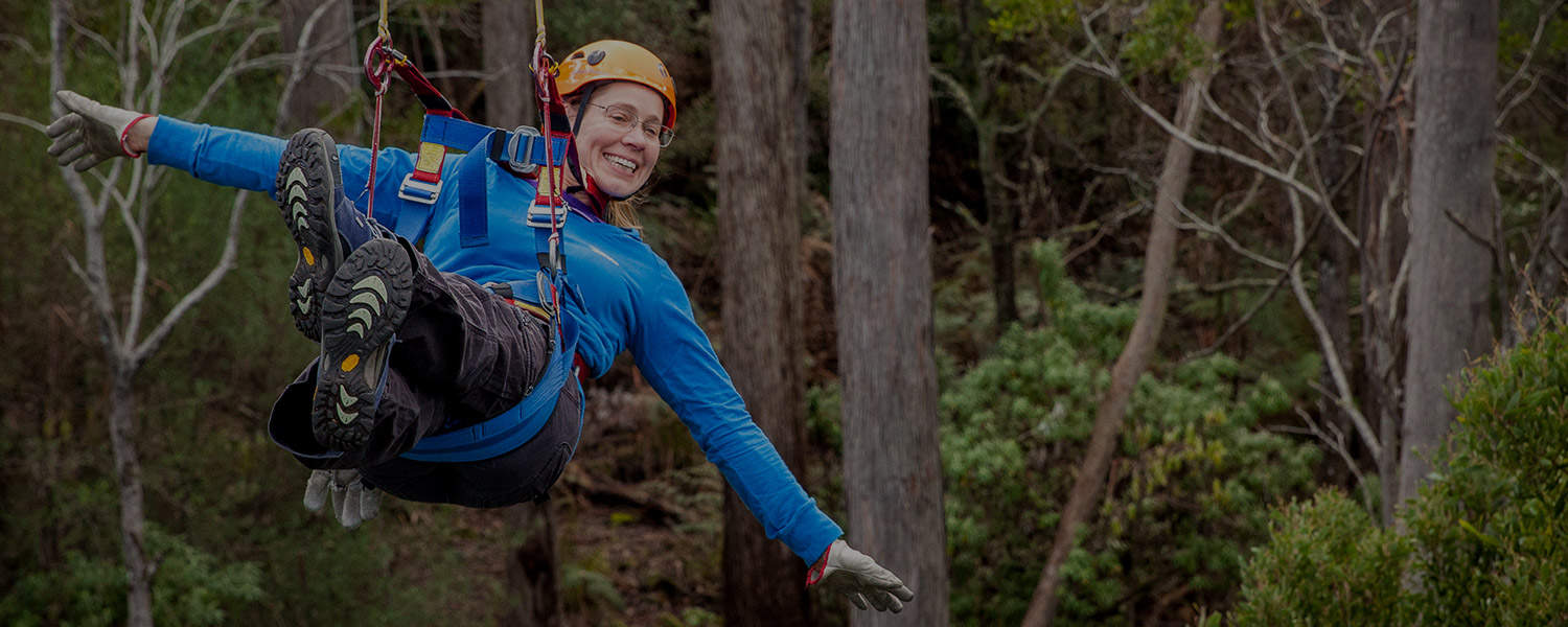 Hollybank Zipline Tours